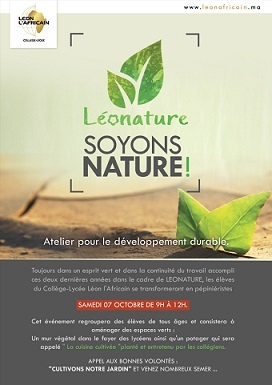 Atelier Léonature